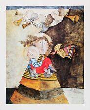GRACIELA RODO BOULANGER LITHOGRAPHS - COLLECTIBLE - Bride, Elephant, Puma, etc.