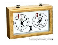 Wood Aradora Analog Chess Clock