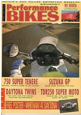 PB 1989-05  Yamaha  Super Tenere MV Agusta 750 Honda CBR600F Hub centre steering