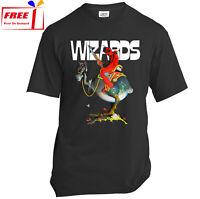 NEW Wizards, Retro, Animated, Animation, Movie, Ralph Bakshi, T-Shirt