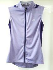 Pearl Izumi Select Women's Purple Sleeveless Vest Cycling Jersey Small
