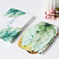 30 pcs/lot novelty leaves shape postcard greeting card Christmas card birthday c