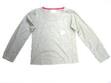 Biancheria grigio in cotone per la notte da donna taglia M
