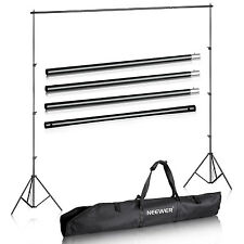 Neewer 8.5ftx10ft Photography Studio Background Backdrop Support System Stand