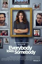 "EVERYBODY LOVES SOMEBODY - 11""x17"" Original Promo Movie Poster MINT Karla Souza"