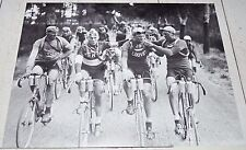 PHOTO CYCLISME TOUR DE FRANCE 1927 DUNKERQUE-PARIS VAN SLEMBROUCK GELDHOF BELGIË