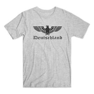 DEUTSCHLAND GERMAN EAGLE T-SHIRT GERMANY GIFT