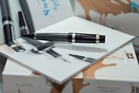 MONTBLANC HONORE DE BALZAC BALLPOINT PEN WRITERS EDITION free shipping