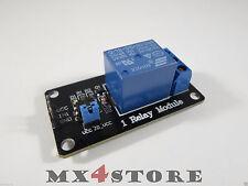 5v DC 230v AC Relay relè Modulo 1 canale Channel con optokoppler Arduino
