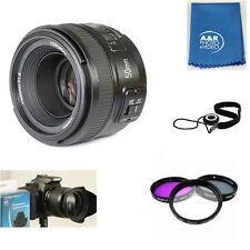 YONGNUO YN50mm F1.8 Lens Large Aperture AF Nikon 50mm D5500 D3300 D3200 D800 D90