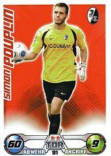 91 Simon pouplin-sc freiburg-Topps match coronó 2009/2010