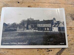 1914 postcard BENFLEET