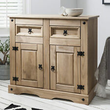 Wooden Sideboard Cabinet Cupboard Corona Mexican Pine