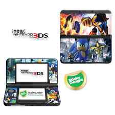 Sonic the Hedgehog Vinyl Skin Sticker for NEW Nintendo 3DS (with C Stick)
