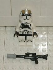 LEGO Star Wars Clone Trooper Gunner + Blaster 75182 Minifigure Republic Tank