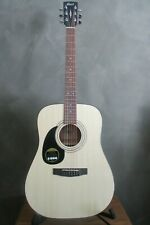 Cort AD810 Left Handed Open Pore Acoustic Guitar with Gig Bag