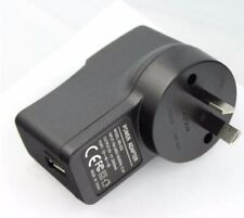 5V 2AMP AC 100-240V AC/DC AU Plug USB Power Supply Adapter Charger  50/60Hz 0.3A