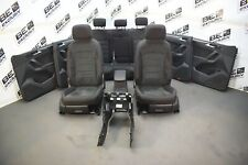 VW Tiguan 2 II AD1 Innenausstattung Sitze Alcantara Stoff schwarz VERKLEIDUNG