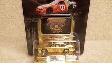 New 1998 Racing Champions 1:64 NASCAR 24K Gold Ricky Rudd Tide Ford Taurus #10