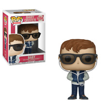 New Pop Movies: Baby Driver - Baby 3.75