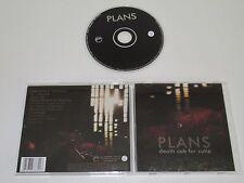 DEATH CAB FOR CUTIE/PLANS(ATLANTIC 7567-83834-2) CD ALBUM