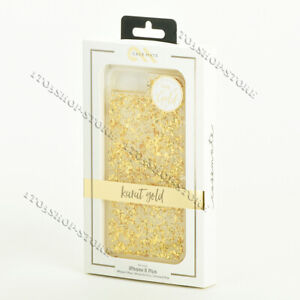 Case Mate Karat Gold Case For iPhone 7 Plus iPhone 8 Plus iPhone 6 Plus 6s Plus