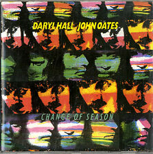 Daryl Hall & John Oates - Change Of Season  1990 CD