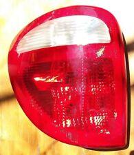 2001-2003 Caravan T&C Left LR LH Driver's Side QTR MTD Tail Brake Light Lamp