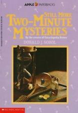 Still More Two-Minute Mysteries by Sobol, Donald J.
