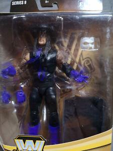 WWE Mattel Elite Collectios Legends Serie Nr. 9 The Undertaker neu / ovp