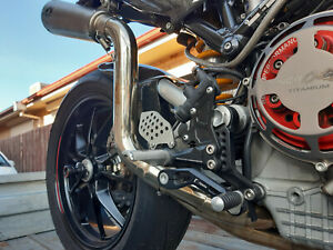 Ducati Monster S4RS, S4R, S2R, 2-1 exhaust headers manifold