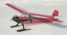 Firebird Parasol Sport Plane Plans, Templates, Instructions