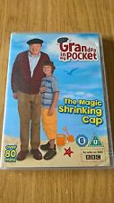 ORIGINAL R2 KIDS DVD - GRANDPA IN MY POCKET THE MAGIC SHRINKING CAP