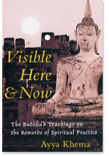 Visible Here and Now: The Buddha's Teachings on Spiritual Practice by Ayya Khema
