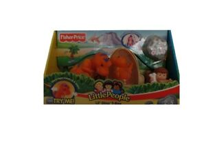 Fisher- Price Little People Dinosaur Toy