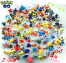 144pc Wholesale Mixed Lots Pokemon Pikachu Monster Mini Random Pearl Figures Toy