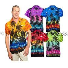 Herren-Hawaii-Hemden aus Polyester