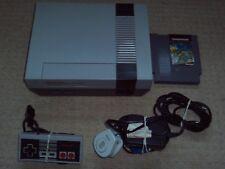NINTENDO NES CONSOLE + Game !  -  Nintendo NES Item