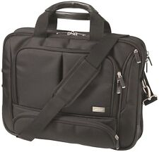 "TRUST 15850 HIGH QUALITY 15.4"" EXECUTIVE LAPTOP NOTEBOOK BUSINESS TRAVEL BAG"