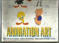 Warner Bros. animation art: The characters, the creators, the . by Beck, Jerry