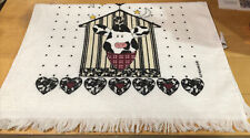 The General Store Barnyard Friends Set Of Four Hand / Dish Towels