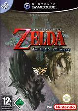 The Legend Of Zelda: Twilight Princess (Nintendo Gamecube Game) *GOOD CONDITION*