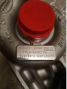 Turbolader for Land Rover, Range Rover Sport, Jaguar.