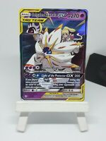 Pokemon - Solgaleo & Lunala GX - 75/236 - SM Cosmic Eclipse - FULL ART- Mint
