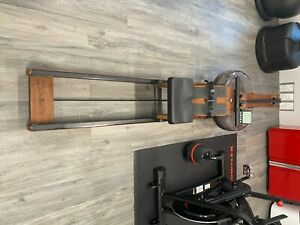 WaterRower Club Rowing Machine in Ash Wood with S4