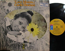 Carla Thomas - Love Means... (Stax 2044) (with 4 pg. lyrics & picture!) (PS)