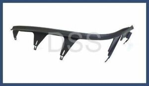 Genuine BMW E46 Driver Left Headlight Cover Strip Upper Molding OEM 63128384489