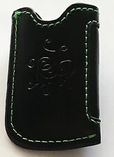 S.T. Dupont Black Jekyll and Hyde Maxijet Lighter Pouch, New