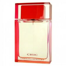 CHIC by CAROLINA HERRERA Perfume 2.7 oz edp for women NEW TESTER