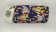 KIPLING # NEW TEDDI Snap Wallet in Retro Floral Color